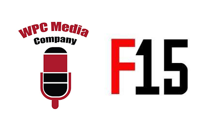 "Image: Each podcast team created its own ""logo"" to represent its fictious producing company."