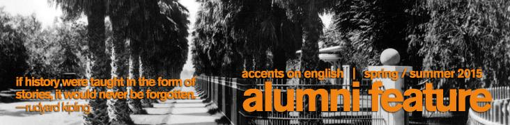 Spring/Summer 2015 Alumni header