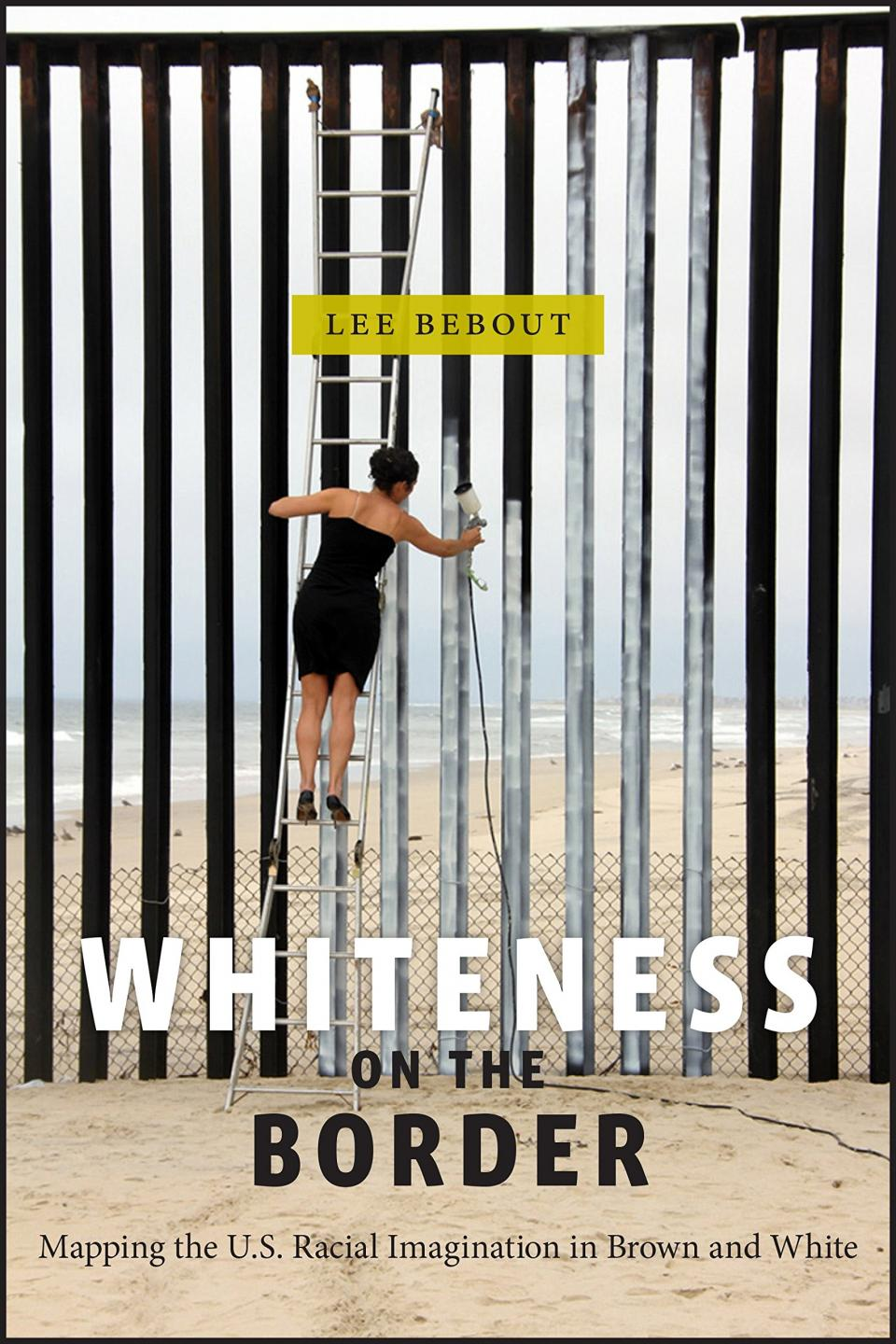 Whiteness on the Border: Mapping the US Racial Imagination in Brown and White by Lee Bebout