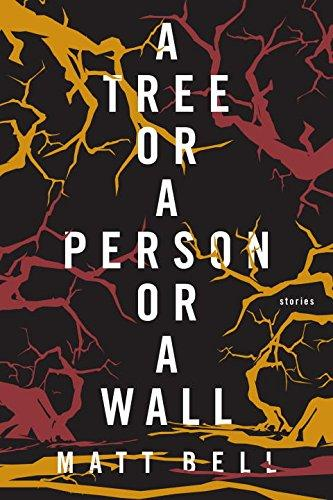 A Tree or a Person or a Wall by Matt Bell