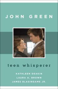 Cover of John Green, co-authored by James Blasingame