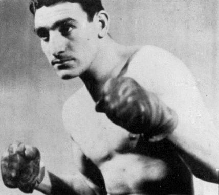 "Raul Castro during his boxing days as a young man, when he was known as the ""Douglas Destroyer."" Photo from U of A Libraries Special Collections."