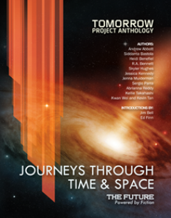 Journeys through Time and Space,co-edited by Ed Finn