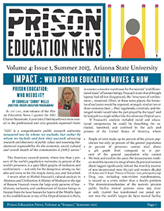 prison ed newsletter summer 2017