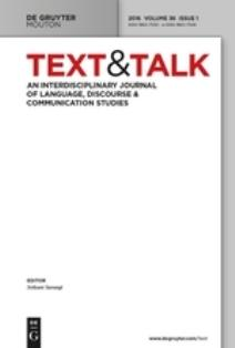 Represented talk across activities and languages co-edited by Matthew Prior