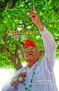 Cover of Code Talker by Laura Tohe